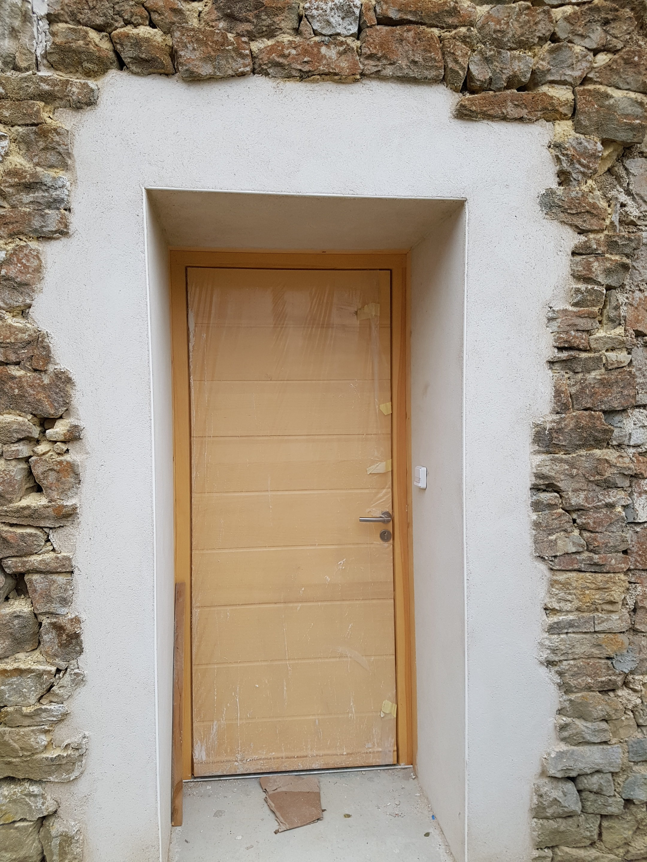 porte entree ameko