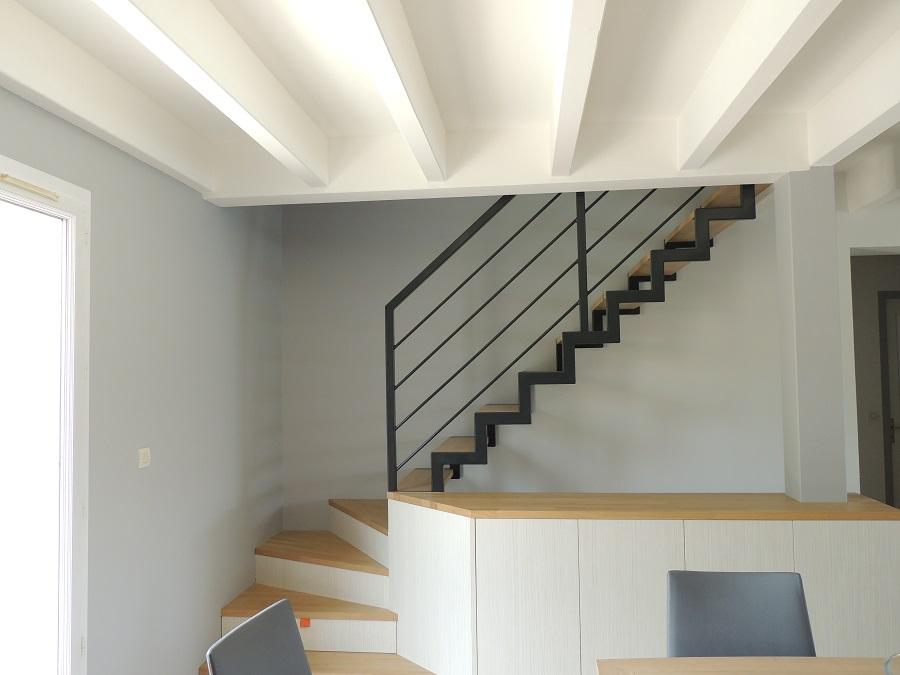 escalier bourg en bresse