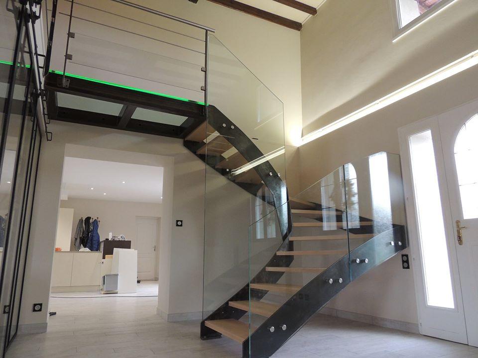 escalier ameko bourg en bresse